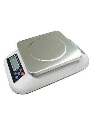 WEIGHING SCALE ELECTRONIC 10KG/2G SST TRAY 18.5X18CM