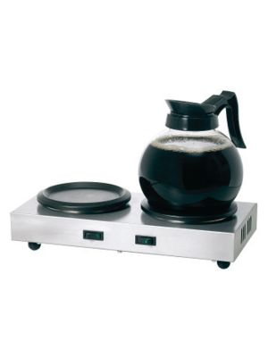 WARMING PLATE 2 HOT PLATES 160W 230V FOR JUG 1037498
