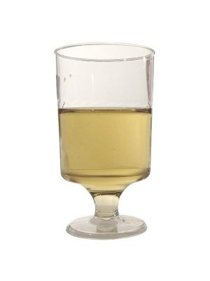 DISPOSABLE STEMGLASS 17CL PACK OF 12