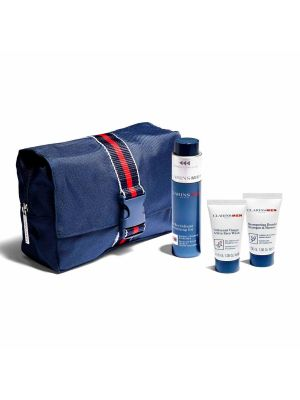 Clarins Men Essentials Set For Face And Body