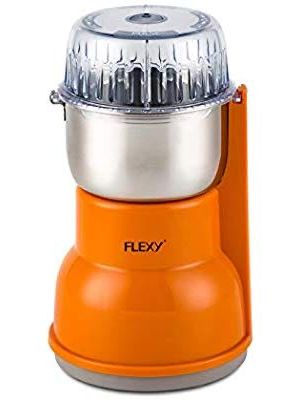 Flexy coffee grinder