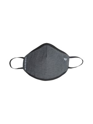 WILDCRAFT OUTDOOR MASK W95+ GRINDLE GREY LARGE