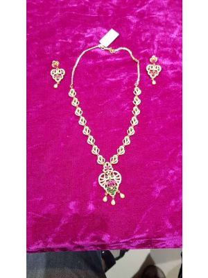 SBK Fashion - Necklace with Earrings