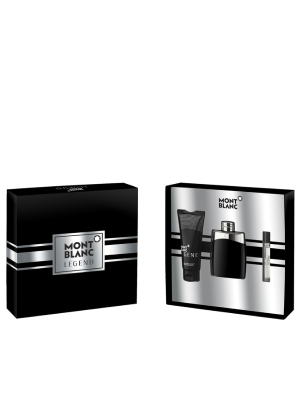 Legend EDT 100ml+ 7.5ml Mini+ 100ml After Shave Balm