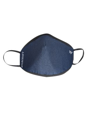 WILDCRAFT OUTDOOR MASK W95+ POINTEL BLUE LARGE