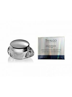 Thalgo Anti Aging Exception Ultimate Face Rich Cream 50ML Retail VT13002